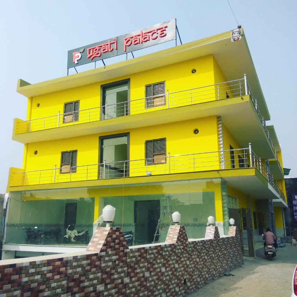 Oyo 12760 Pragati Palace in Mathura