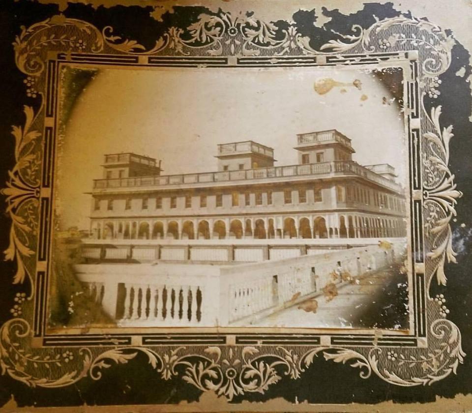 Parasrampuria Heritage Haveli (mansion), Rajasthan in Nawalgarh