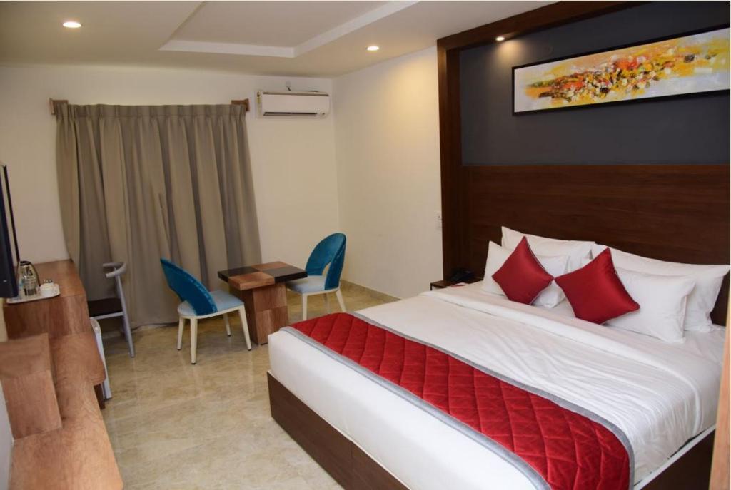 Rest Inn Skr Hotel in Bengaluru
