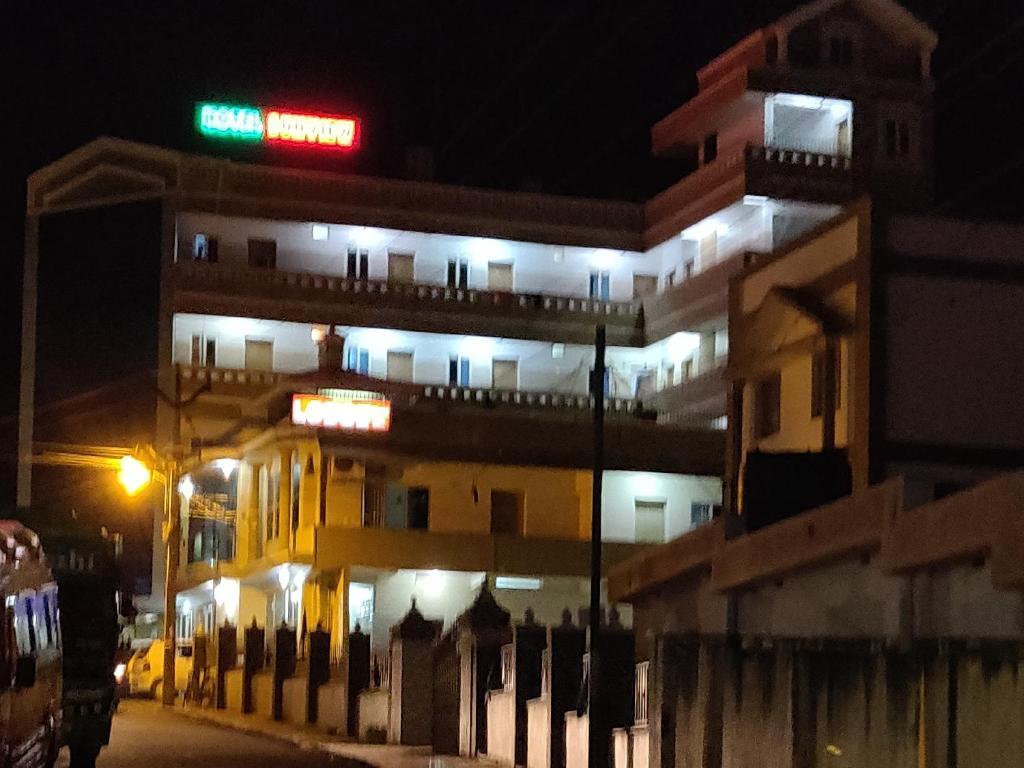 Hotel Sun View in Kanyakumari
