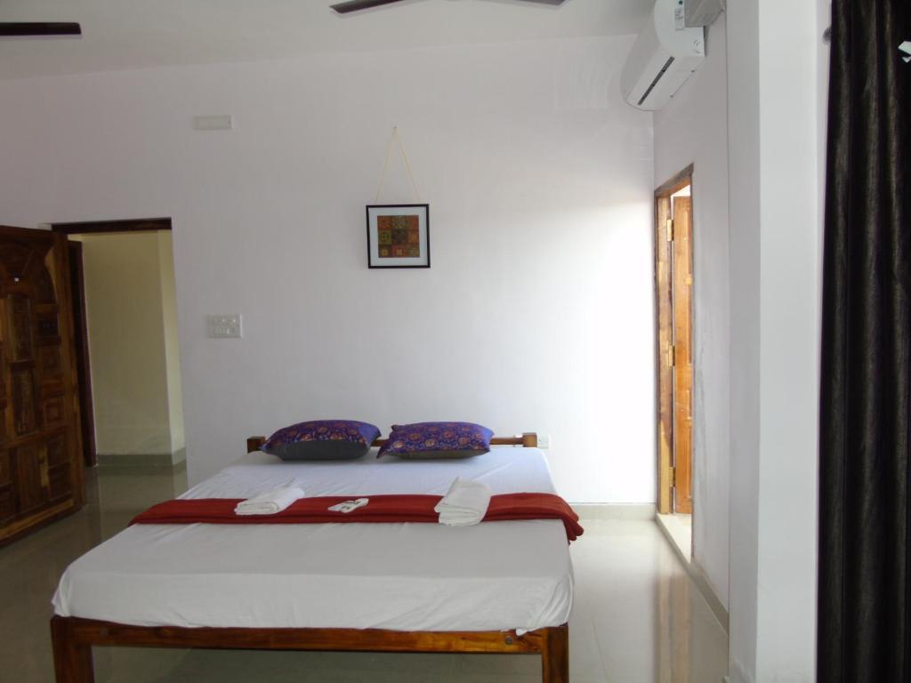 Badrinath House in Auroville