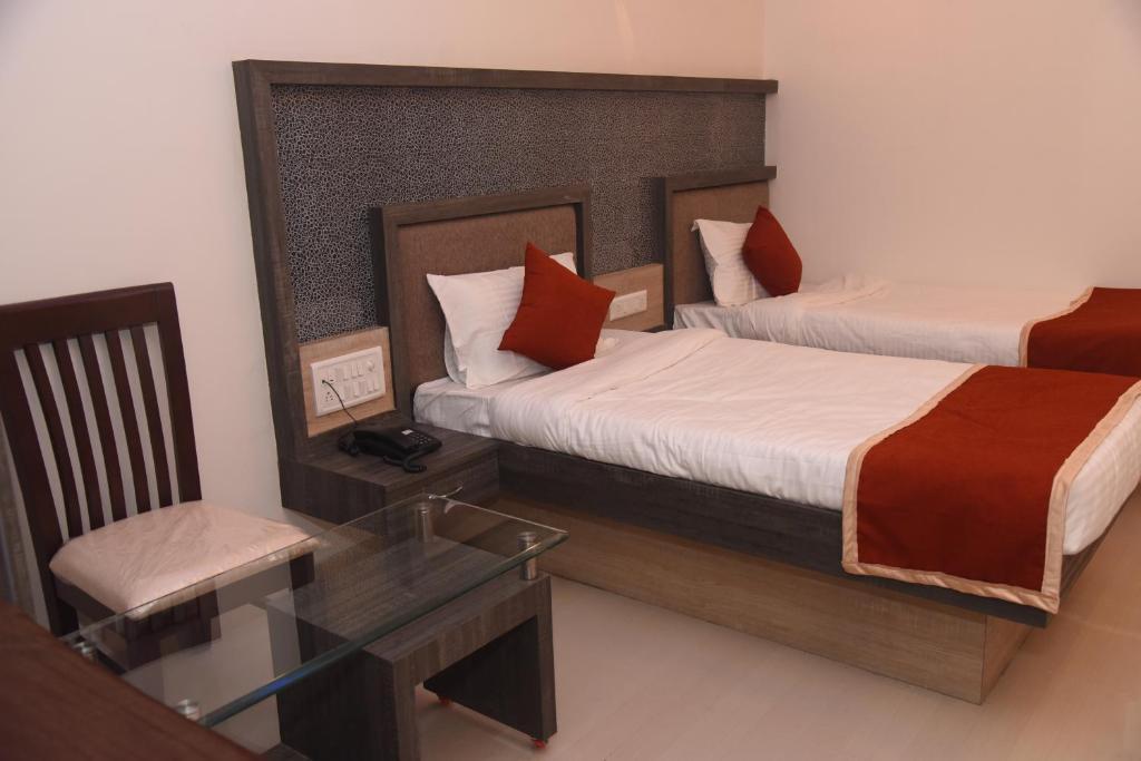 Hotel Mundra Inn in Mundra