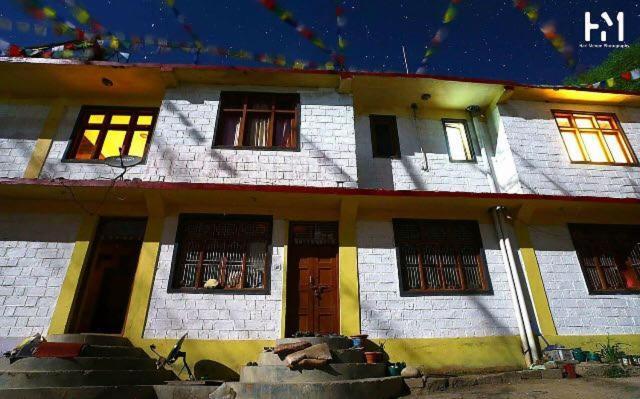 Nyingma House in Kaza