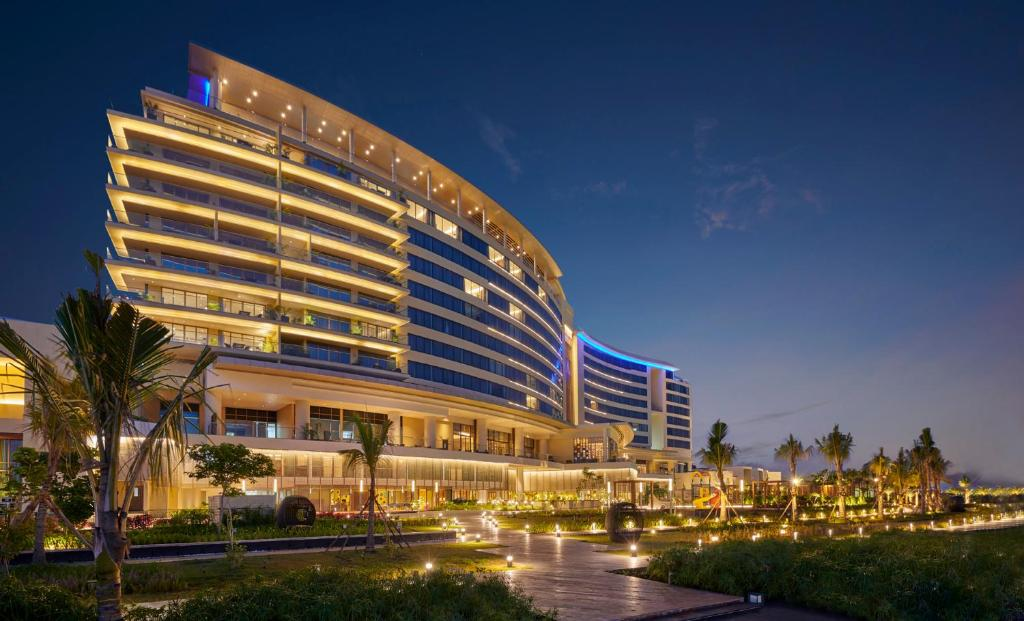 Grand Hyatt Kochi Bolgatty in Cochin