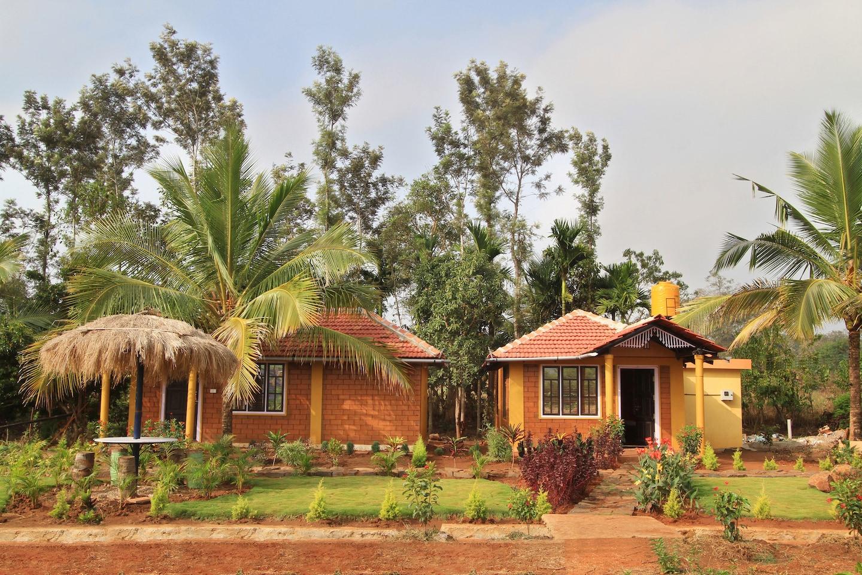 OYO Home 11341 Exotic Cottage in Kushalnagar
