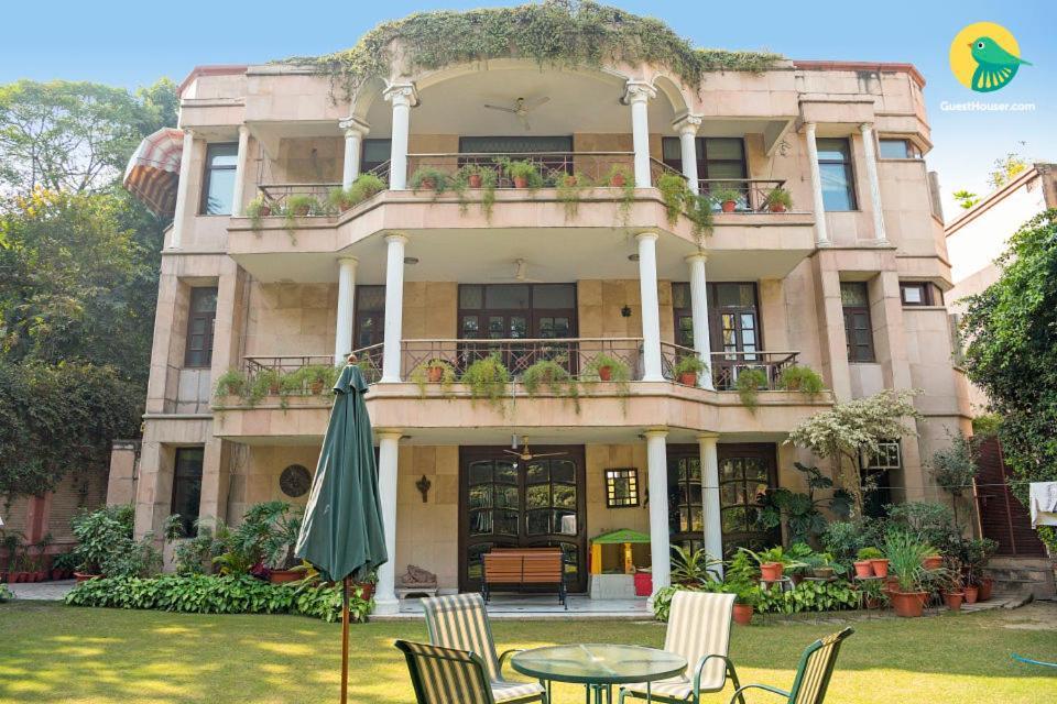 Room In A Villa In Civil Lines, New Delhi, By Guesthouser 9519 in New Delhi