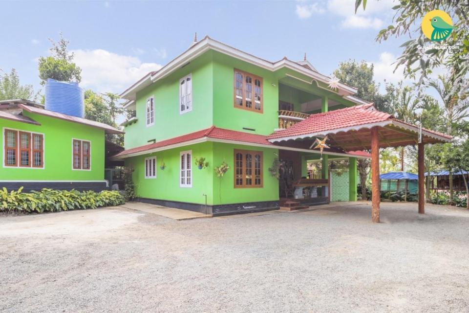 3-br Villa In Meppadi, By Guesthouser 17864 in Meppadi