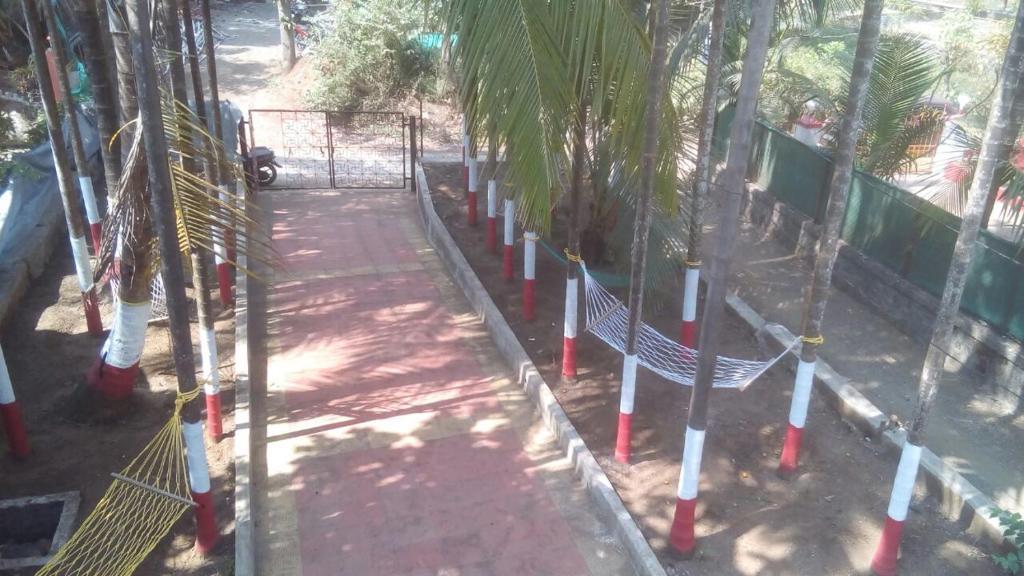 Alibag Nagav Resort in Alibaugh