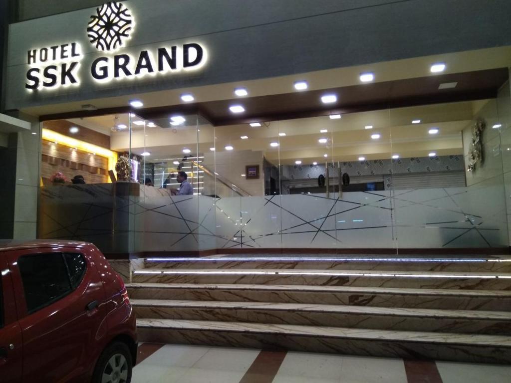 Hotel Ssk Grand in Kanchipuram