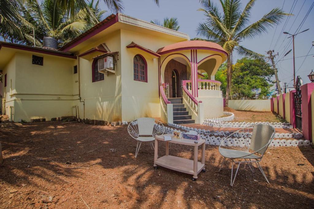 OYO 12175 Home Spacious 2BHK Villa Anjuna in Anjuna
