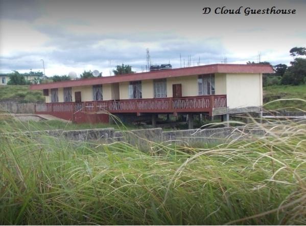 D Cloud Guesthouse in Cherrapunjee