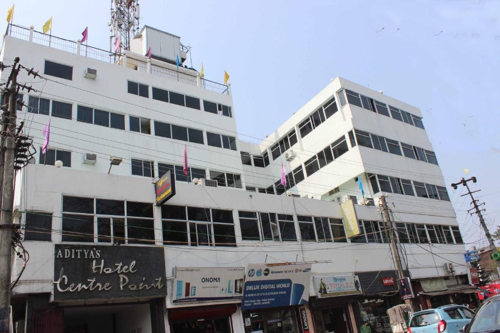 Aditya's Hotel Centre Point in Tezpur