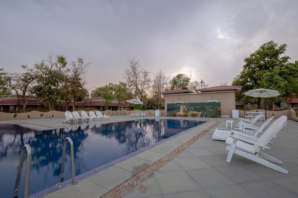 Mint Bandhavgarh Resort in Umaria