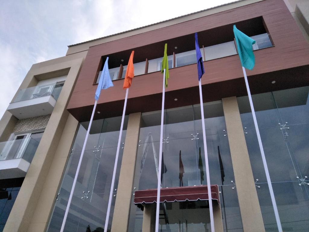 Hotel Mansha Regency in Port Blair