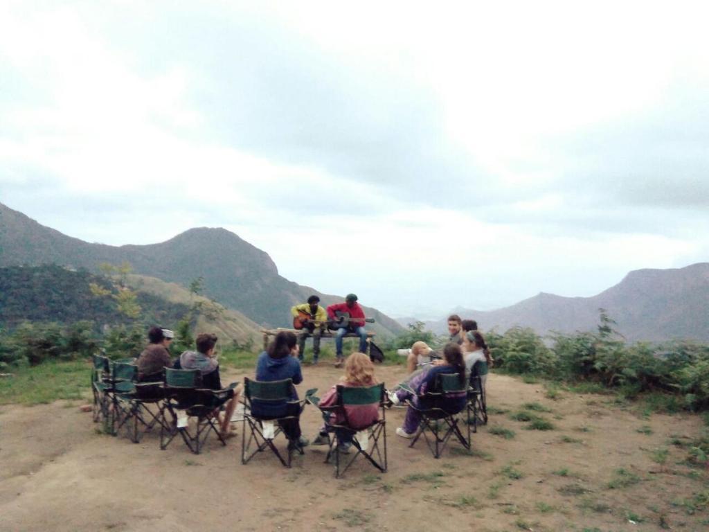 Camp Eden in Sattavada