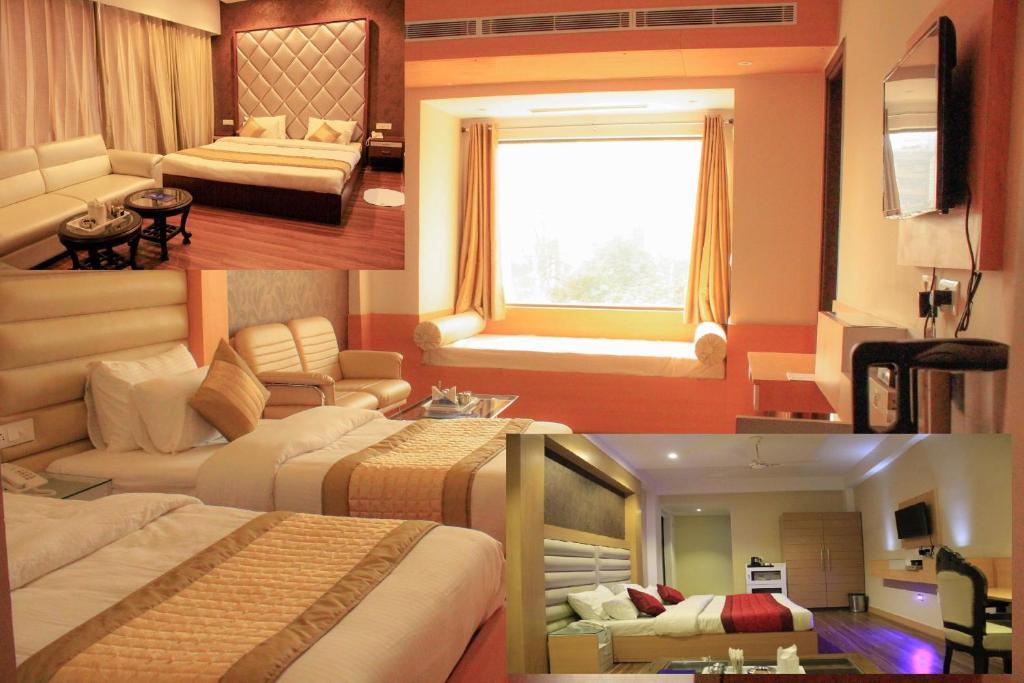 The Asian Suites-huda City Centre in Gurugram