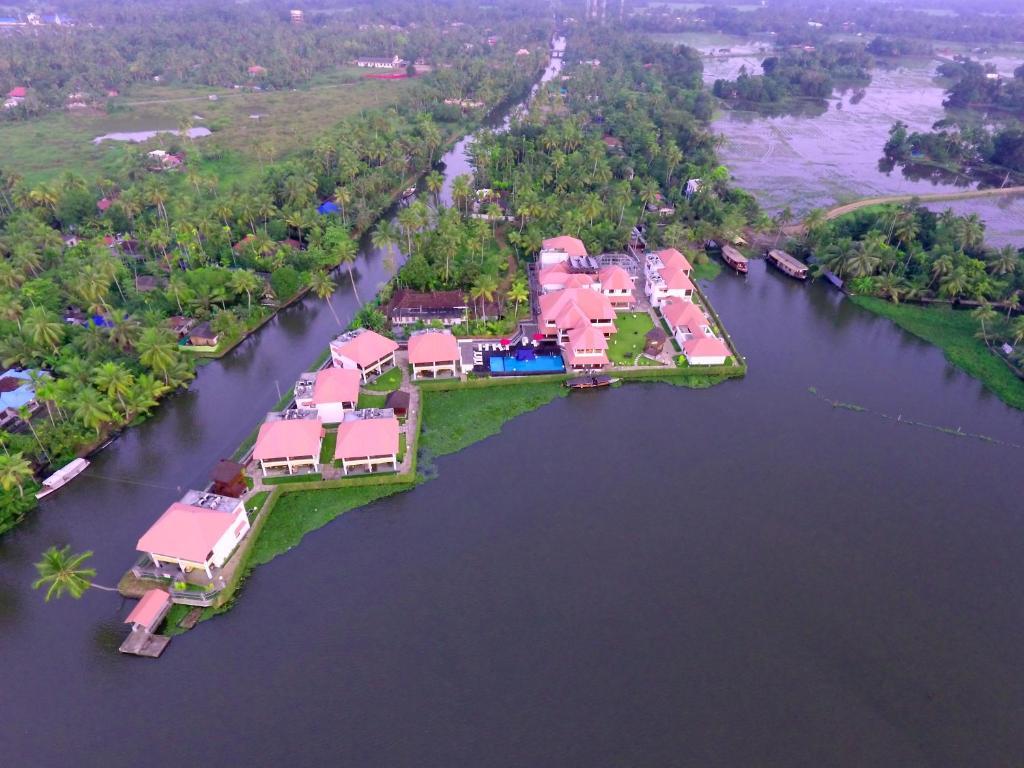 Paloma Backwater Resorts in Alappuzha
