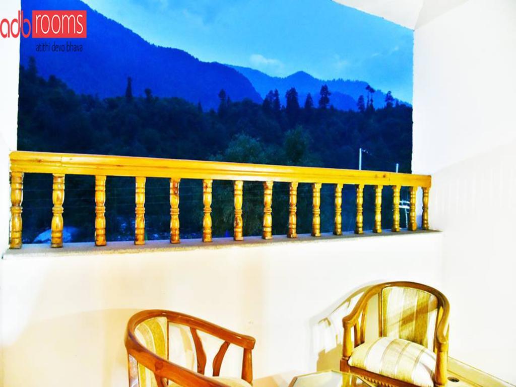 ADB Rooms Nams Resort & Spa in Manali