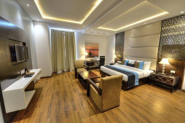 Hotel Delite Grand in Faridabad