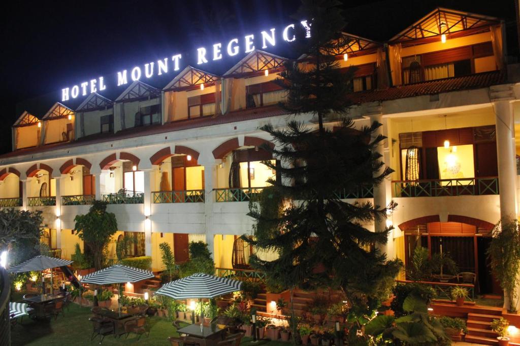 Hotel Mount Regency in Mount Abu