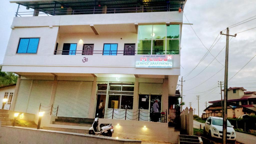 M Cube Service Apartments in Sakleshpur