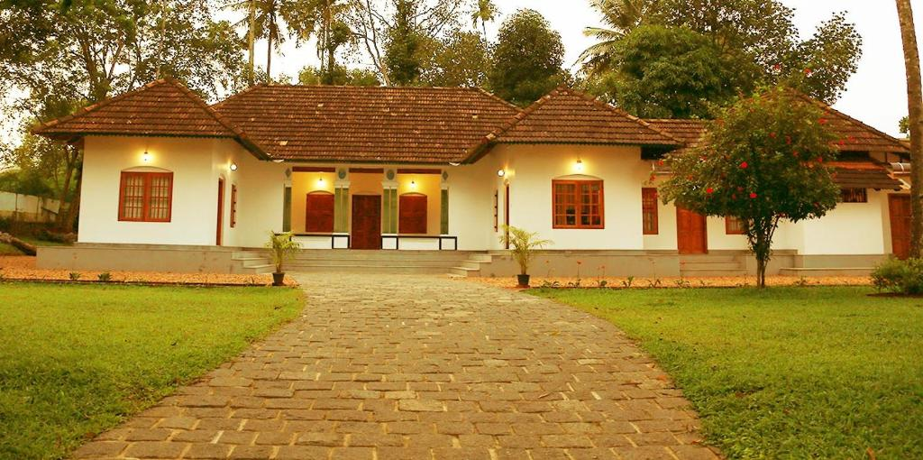 Cvm House in Thiruvalla