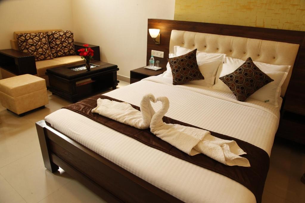 Pah Clarista Hotel in Sriperumbudur