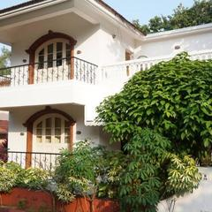 Villa With A Pool In Candolim, Goa, By Guesthouser 64444 in Candolim
