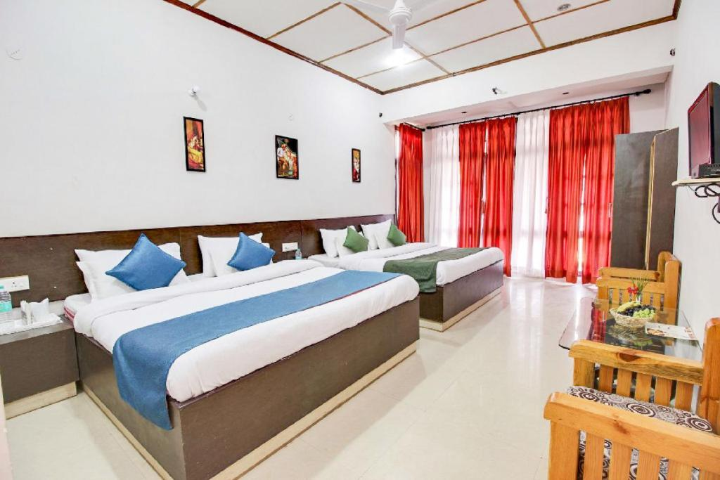 Boutique Stay With Parking In Bhimtal, By Guesthouser 15631 in Bhimtal
