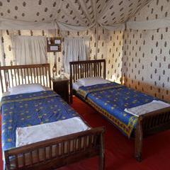 White Rann Camp Rann Of Kutch in Kutch