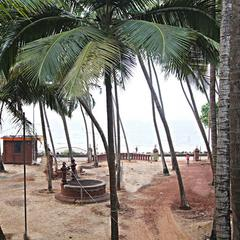 Killa Beach Resort in Malvan