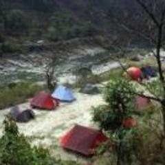 Ramganga Beach Camp in Bageshwar