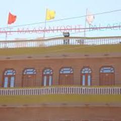 Hotel Jai Maa Santoshi Palace in Barmer