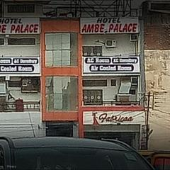 Hotel Ambe Palace in Bilaspur