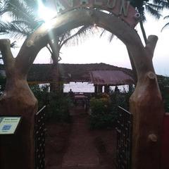 Avalon Sunset in Anjuna