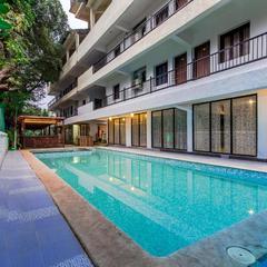 OYO 5671 Maximum Holiday Inn in Anjuna