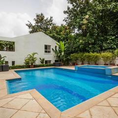 Bohemian Villa By Vista Rooms in Marna