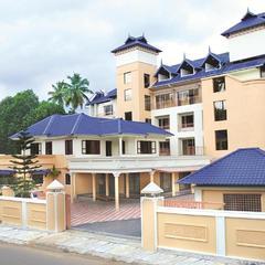 Hotel Green Oasis in Thodupuzha
