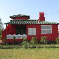 2 Bhk Farmhouse In Gujarra Khurd, Orachha(dbae), By Guesthouser in Orchha