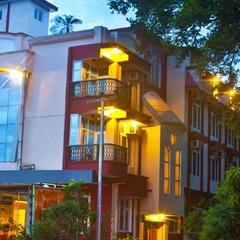 1 Br Boutique Stay In Ramnagar Uttarakhand (10af), By Guesthouser in Ramnagar