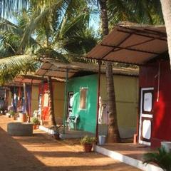 1 Bhk Rustic Hut In Palolem(0b8f), By Guesthouser in Canacona