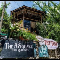 The A Square Cafe in Manali