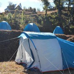 Garur Valley Camps in Kausani