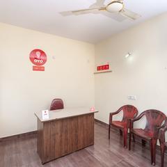 Oyo 22121 The Pando Inn in Nellore
