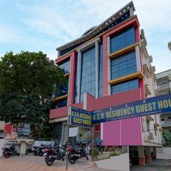 Oyo 10710 Ksn Residency in Vishakhapatnam