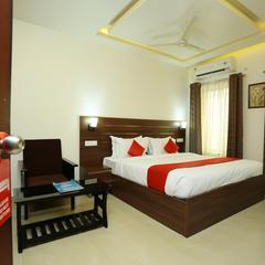 Oyo 16812 Hotel Padippurayil in Kollam