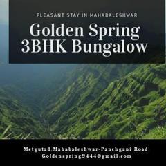 Golden Spring Bungalow in Satara