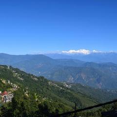 Lizahill Villa in Darjeeling