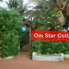 Hotel Om Star Beach Cottage in Gokarna