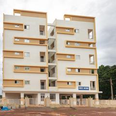 Oyo 22121 The Pando Residency in Nellore